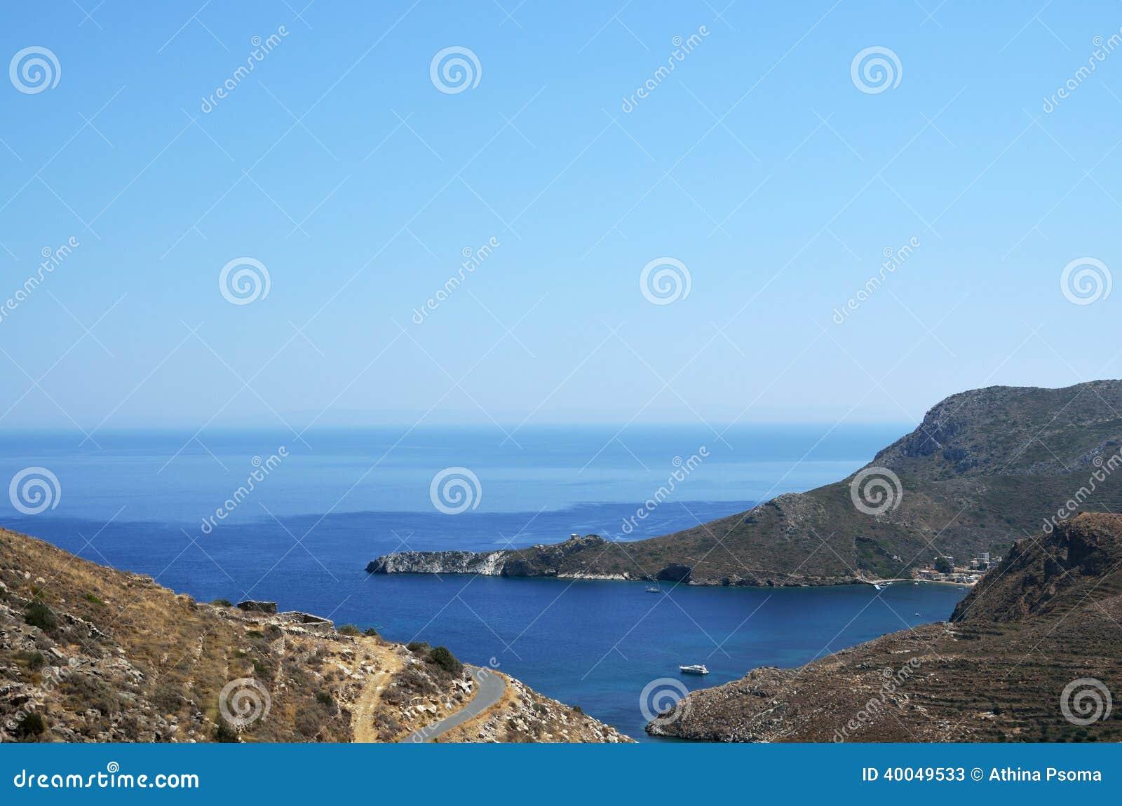Kaap Tenaro in Mani