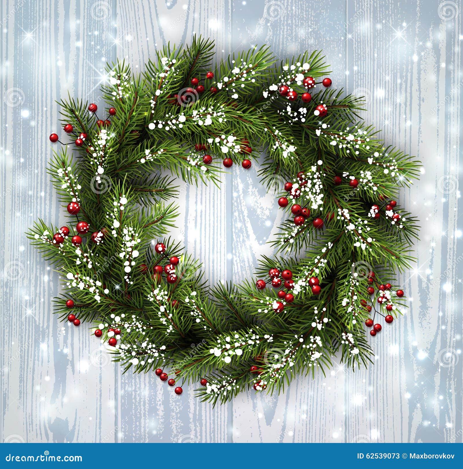 Kaart met Kerstmiskroon