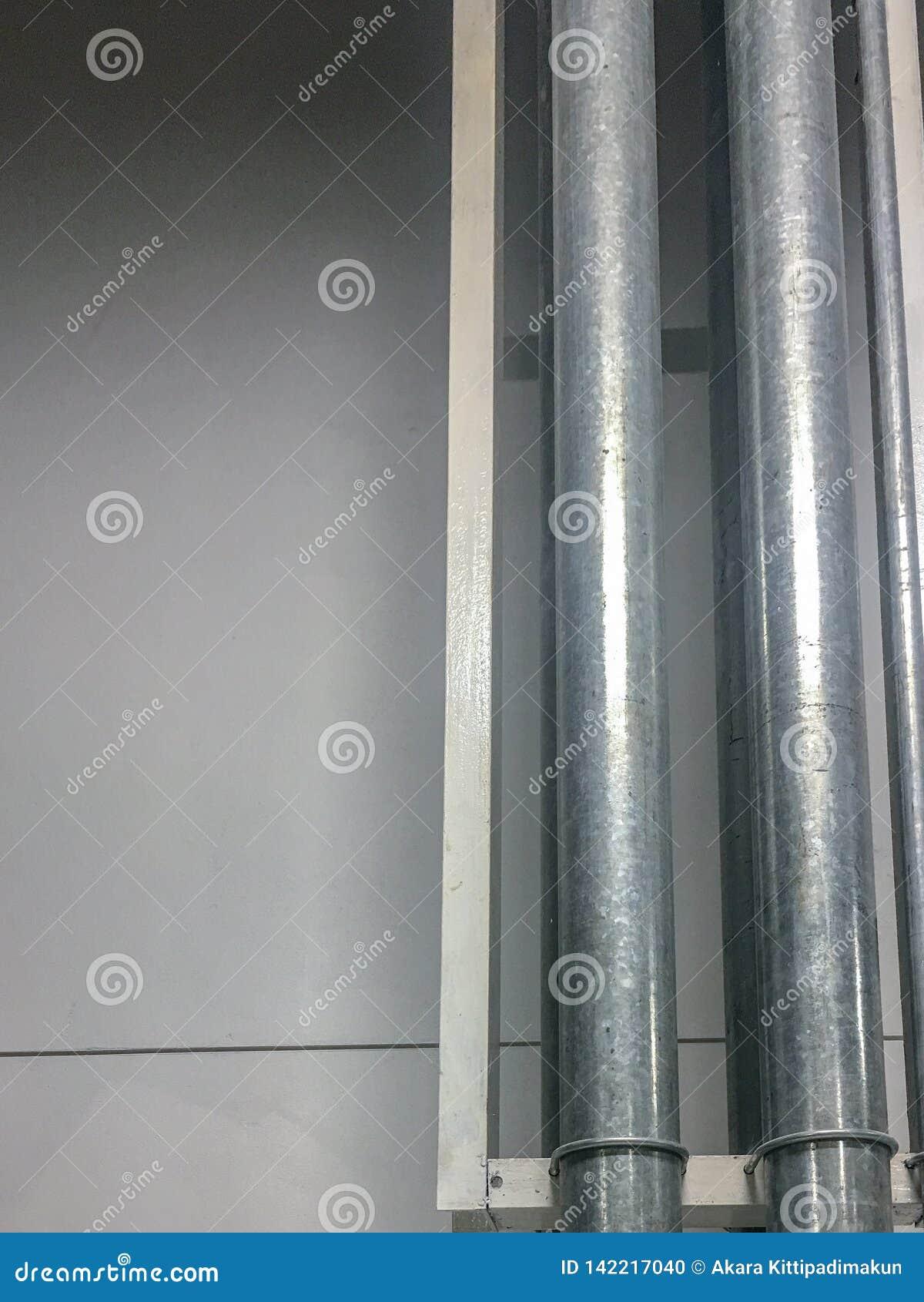 Kabel i metallrör