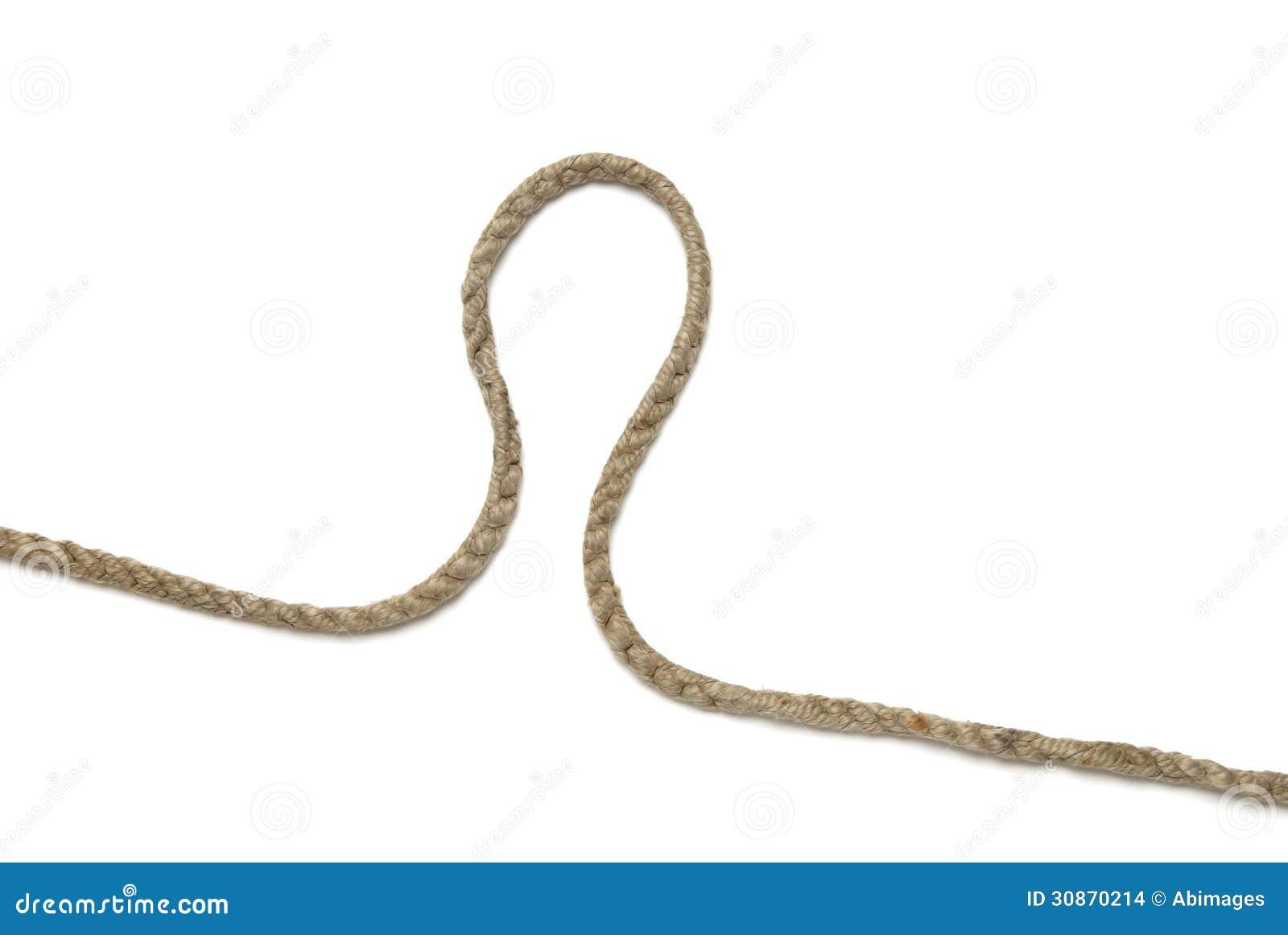Kabel met krul