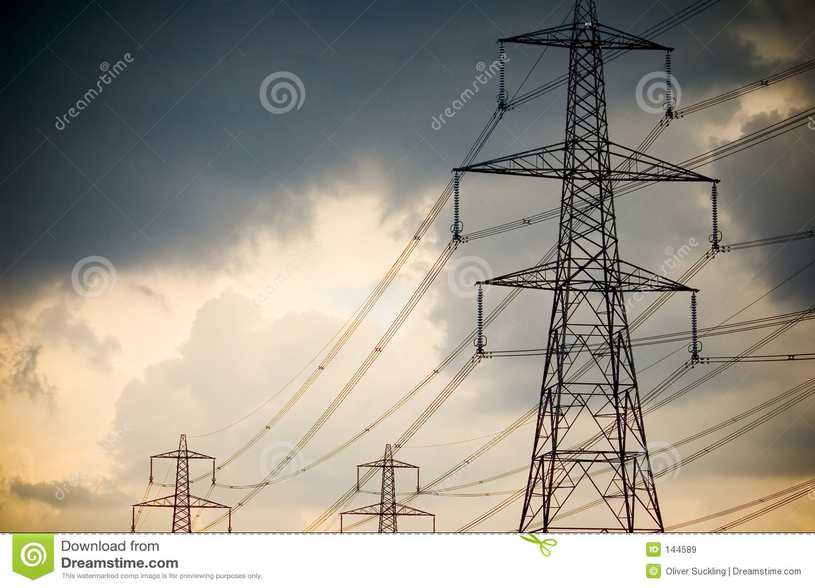 Kabel moc