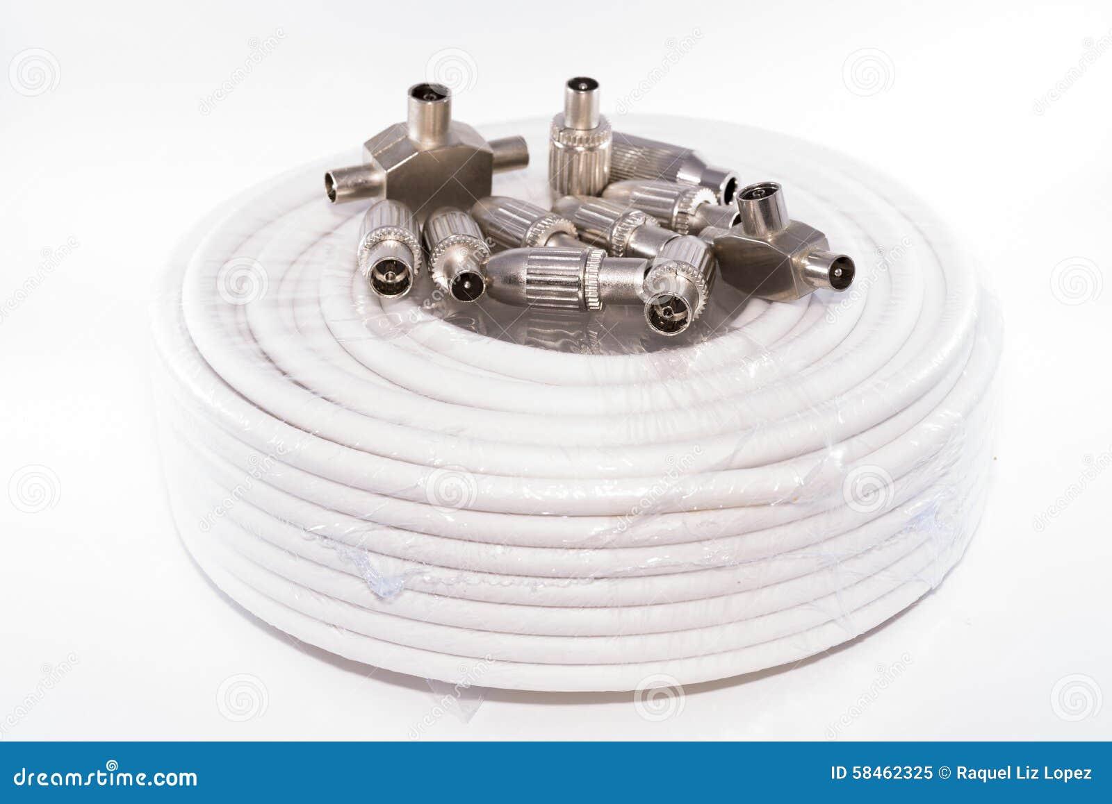 Kabel och kontaktdon