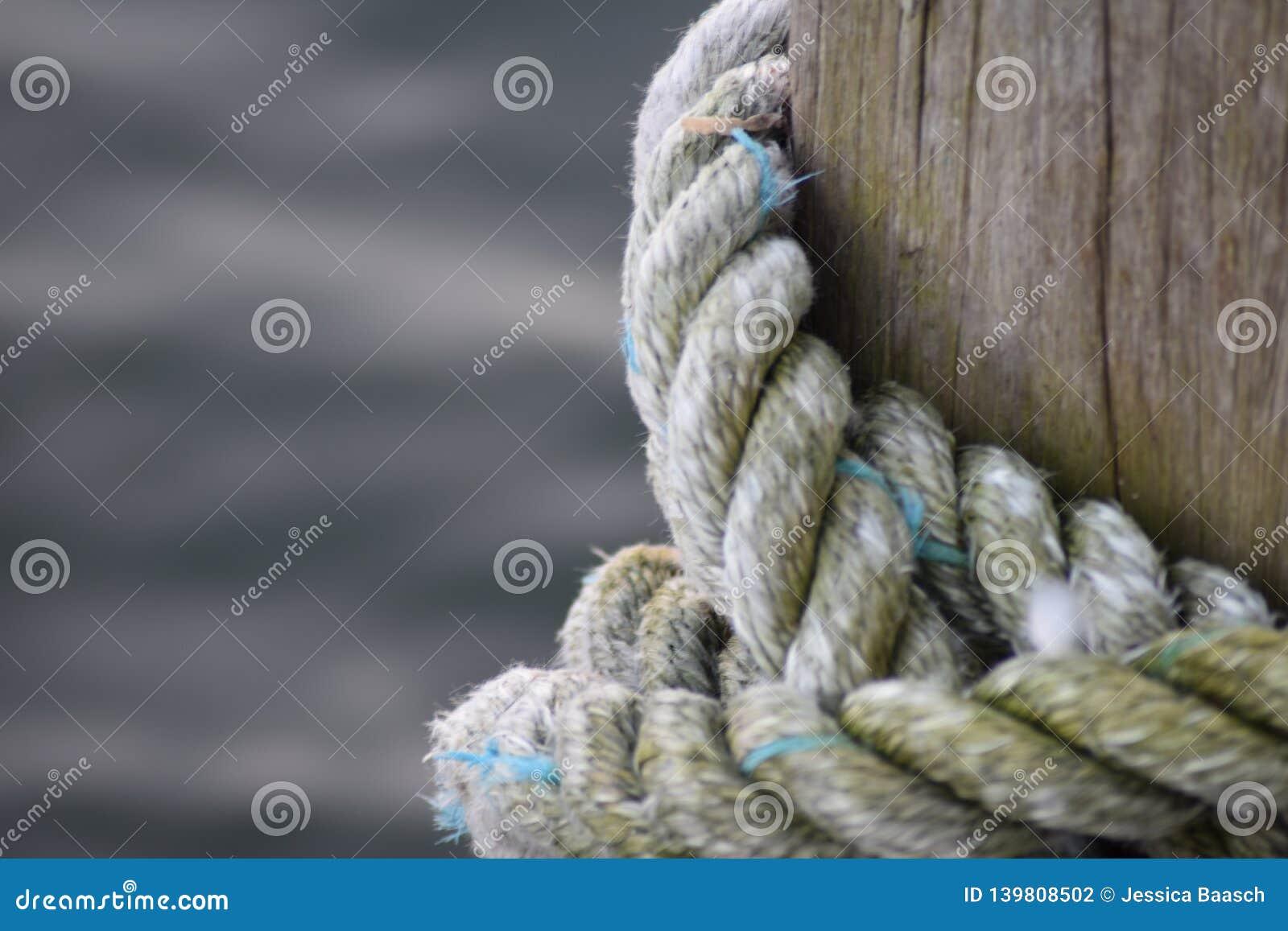 Kabel van een boot