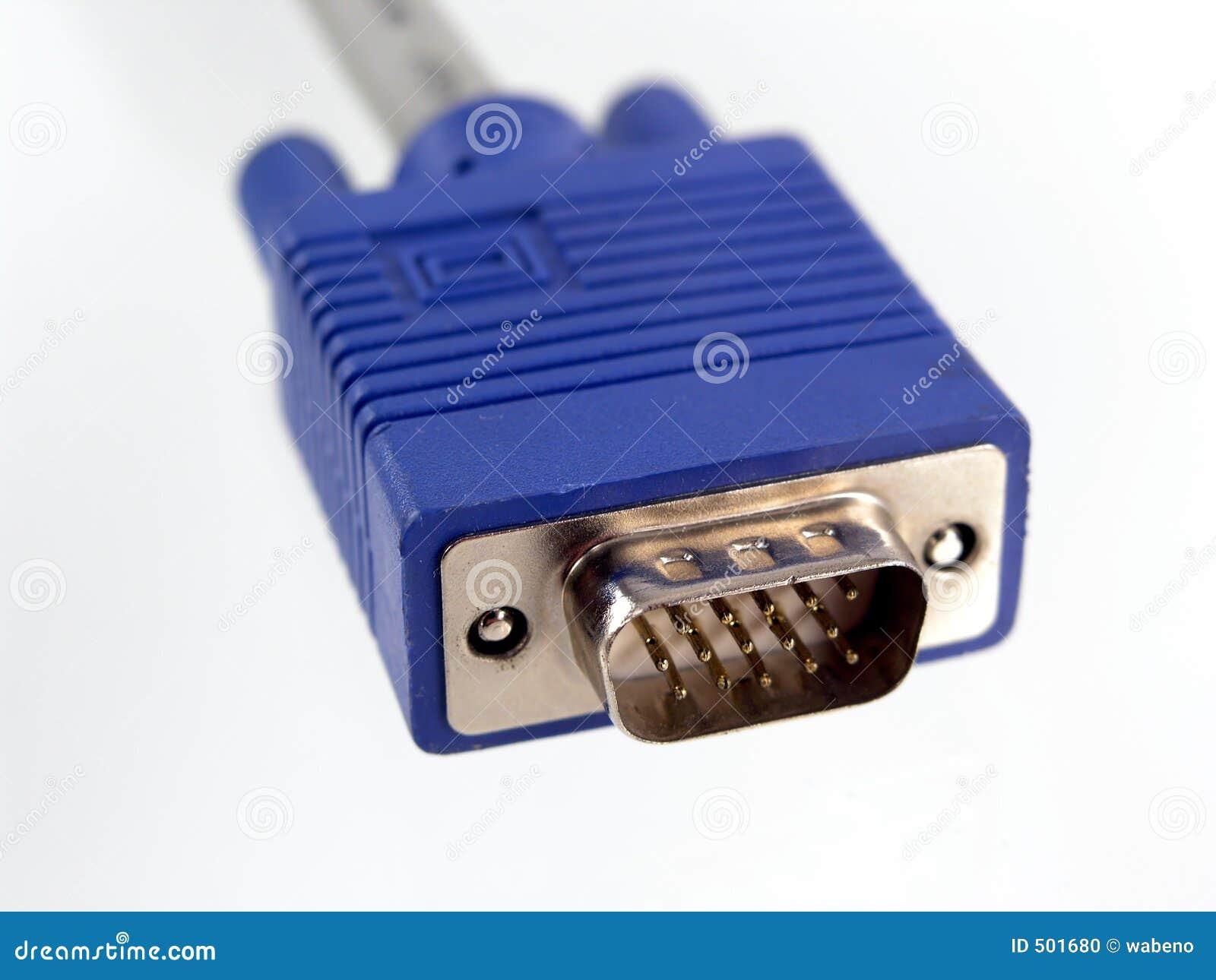 Kabelbildskärm