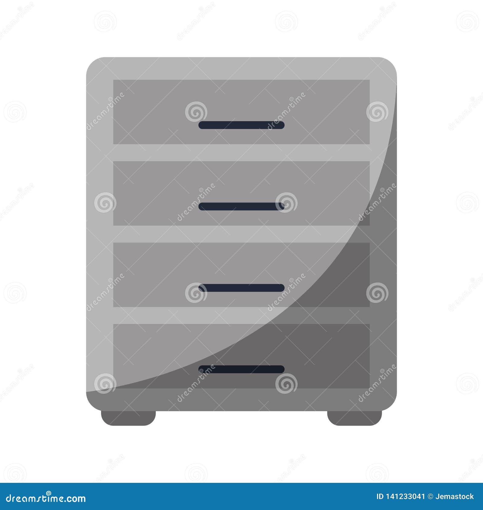 Kabinett symbol för kontor
