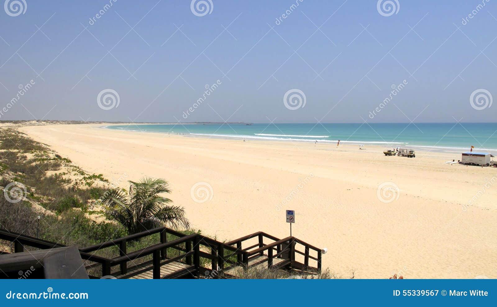 Kablowa plaża, Broome, zachodnia australia