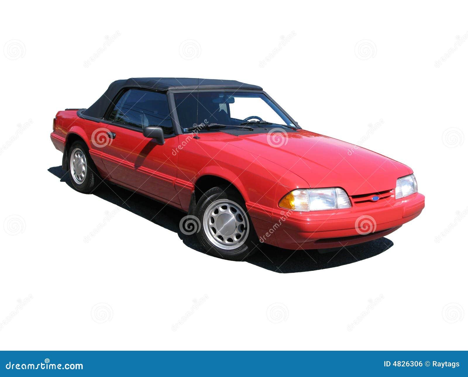 Kabriolett des Ford-Mustang-LX