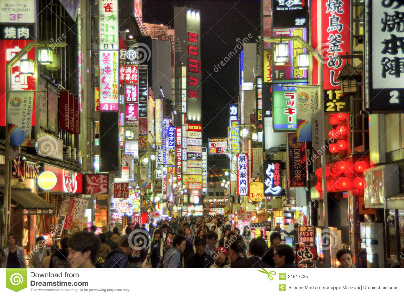 japan red light districts
