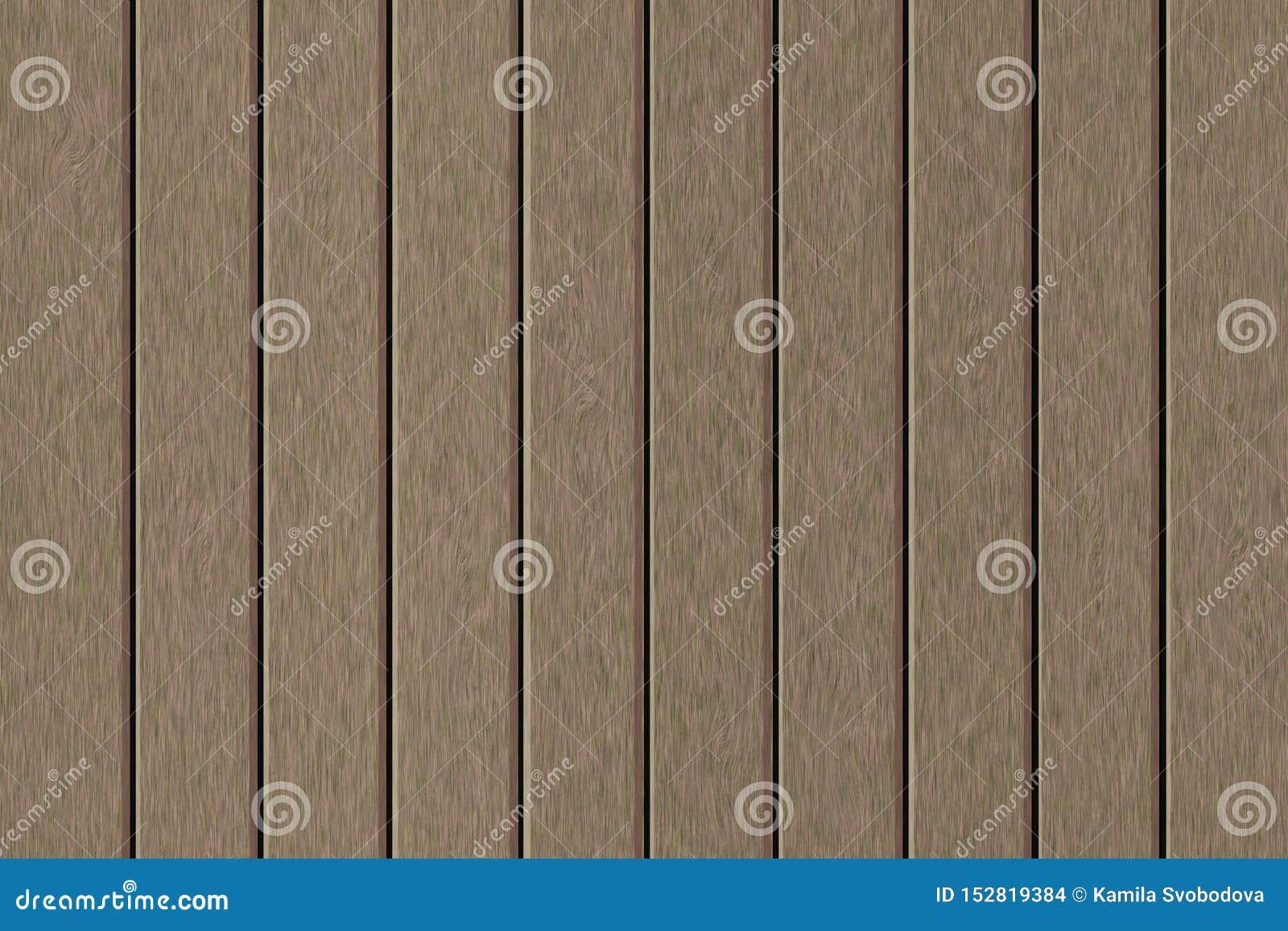 Kader met imitatie van grijsachtige houten planken wordt gevuld die