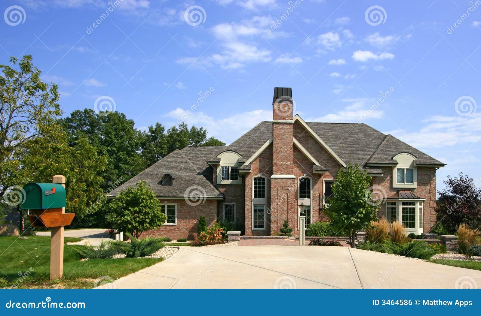 Kadry zarządzającej luksusowy dom