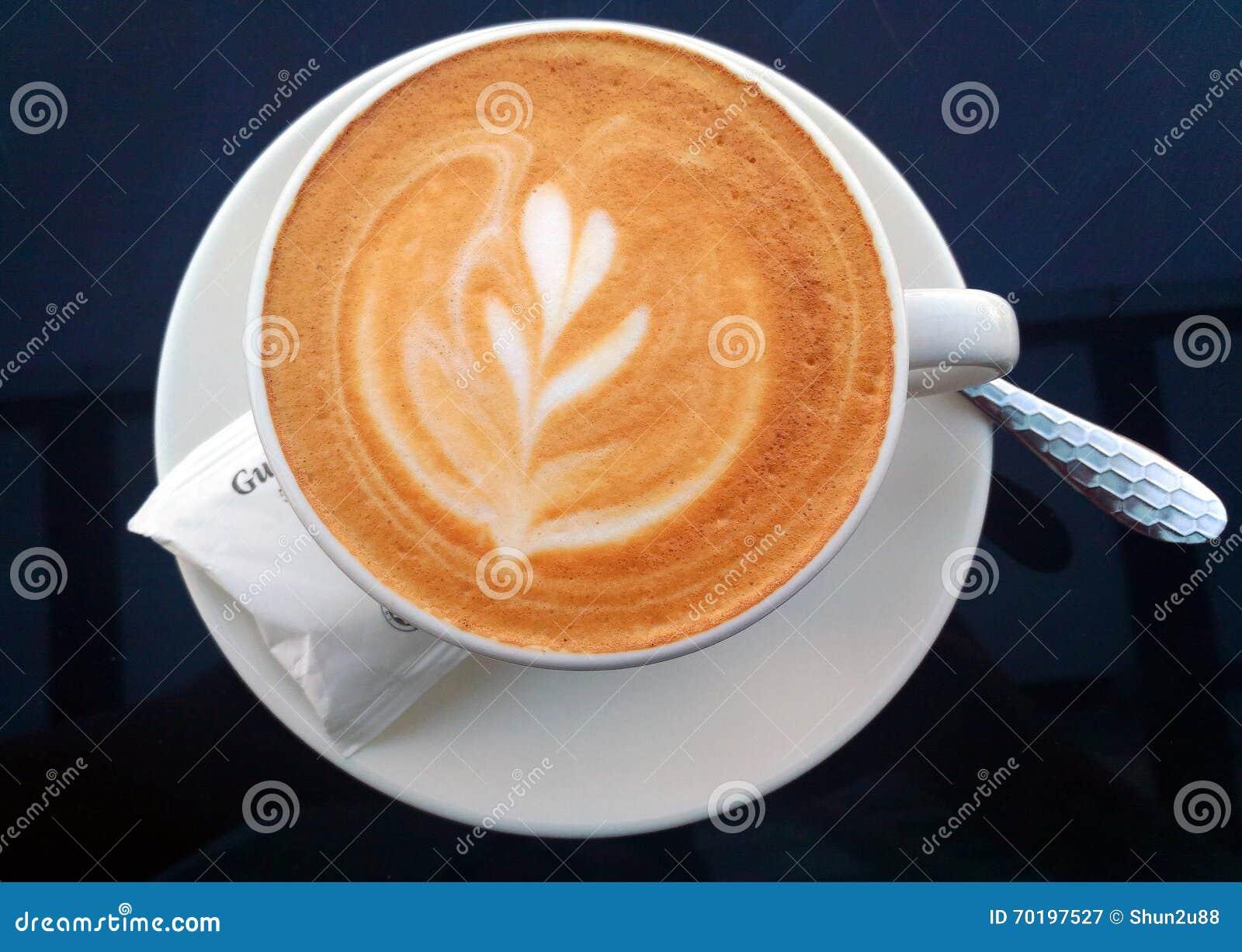 KaféLatte, cappuccino