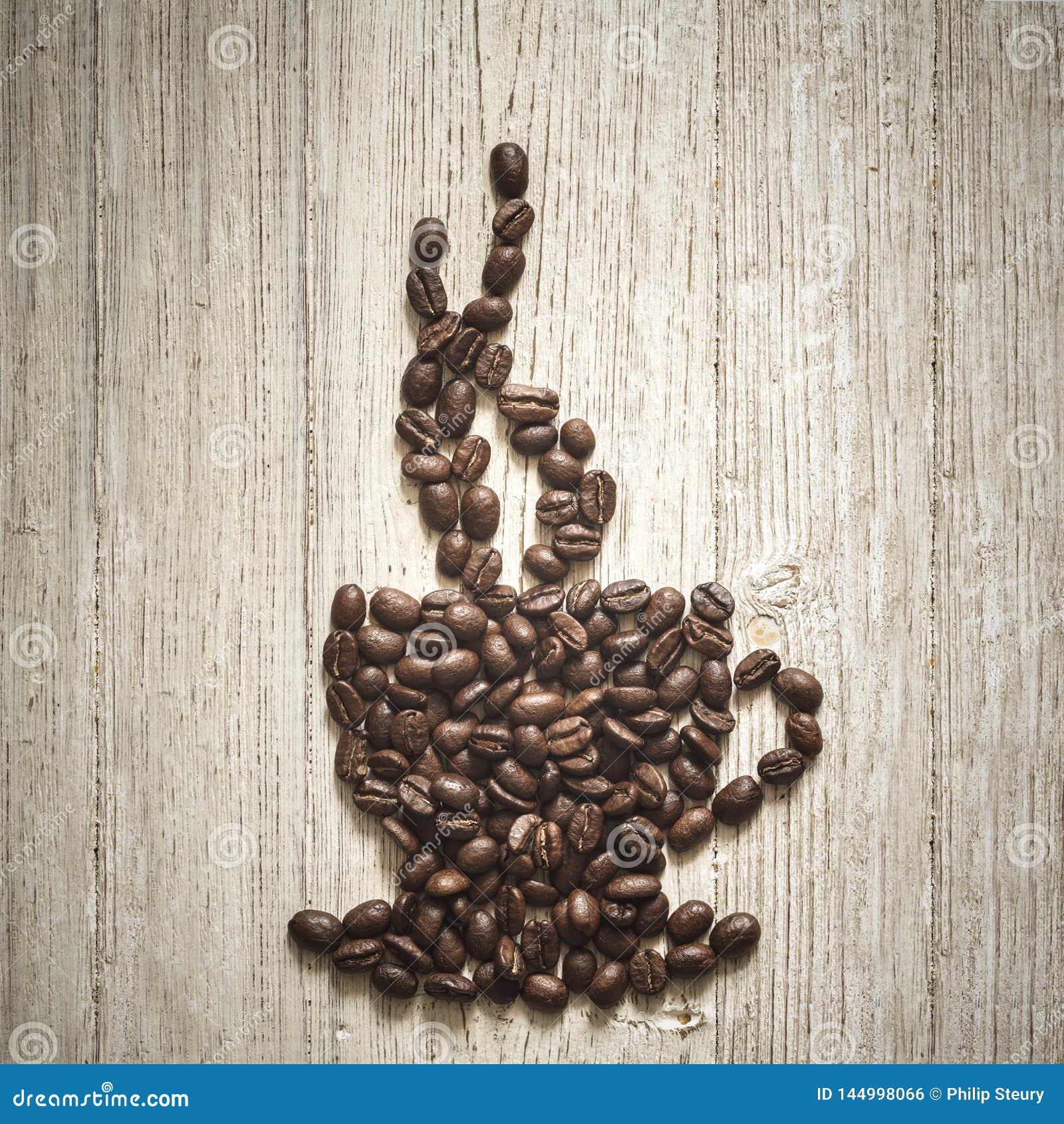 Kaffe Bean Cup