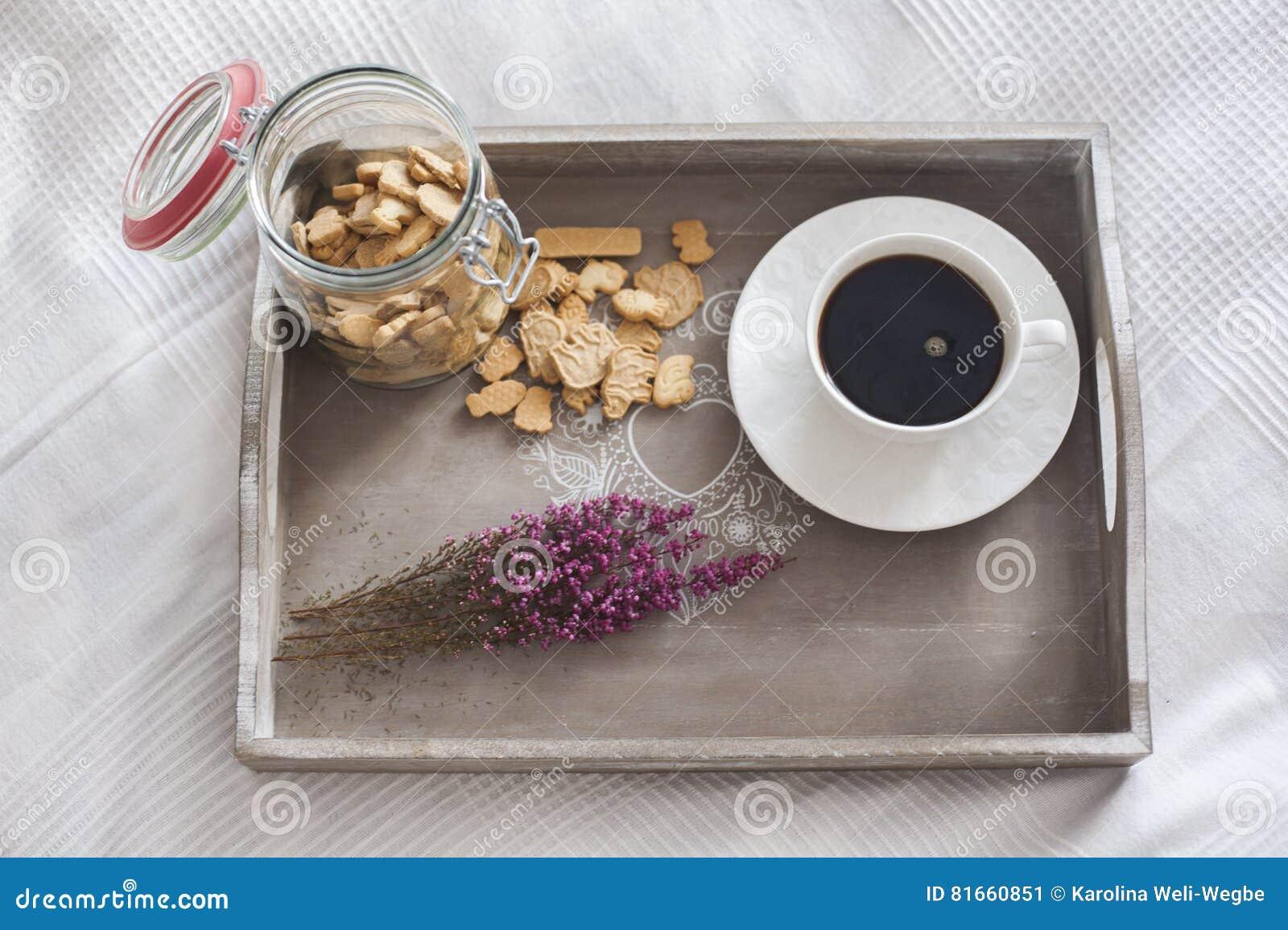 Kaffe kakor, hed på magasinet