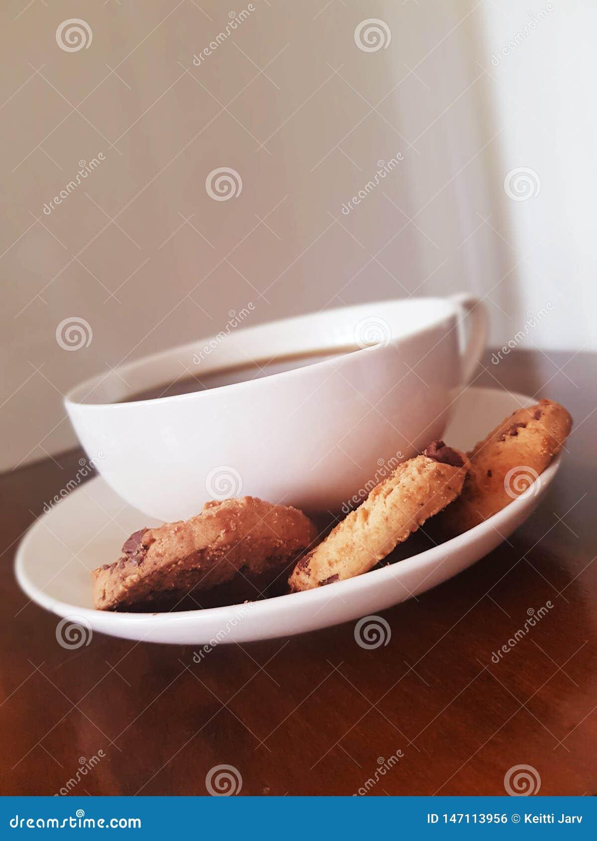 Kaffe med kakor