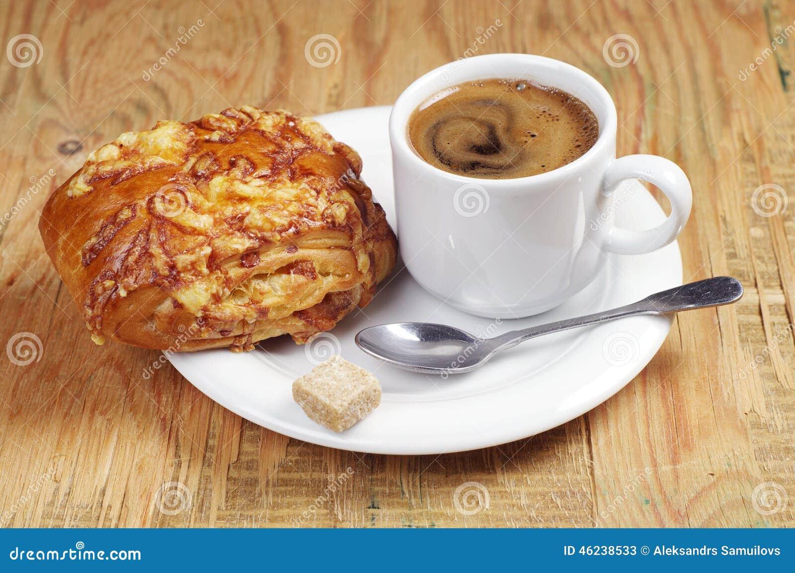 kaffe med ost