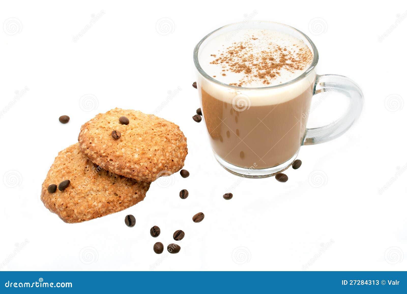 Kaffe och hemlagade kakor
