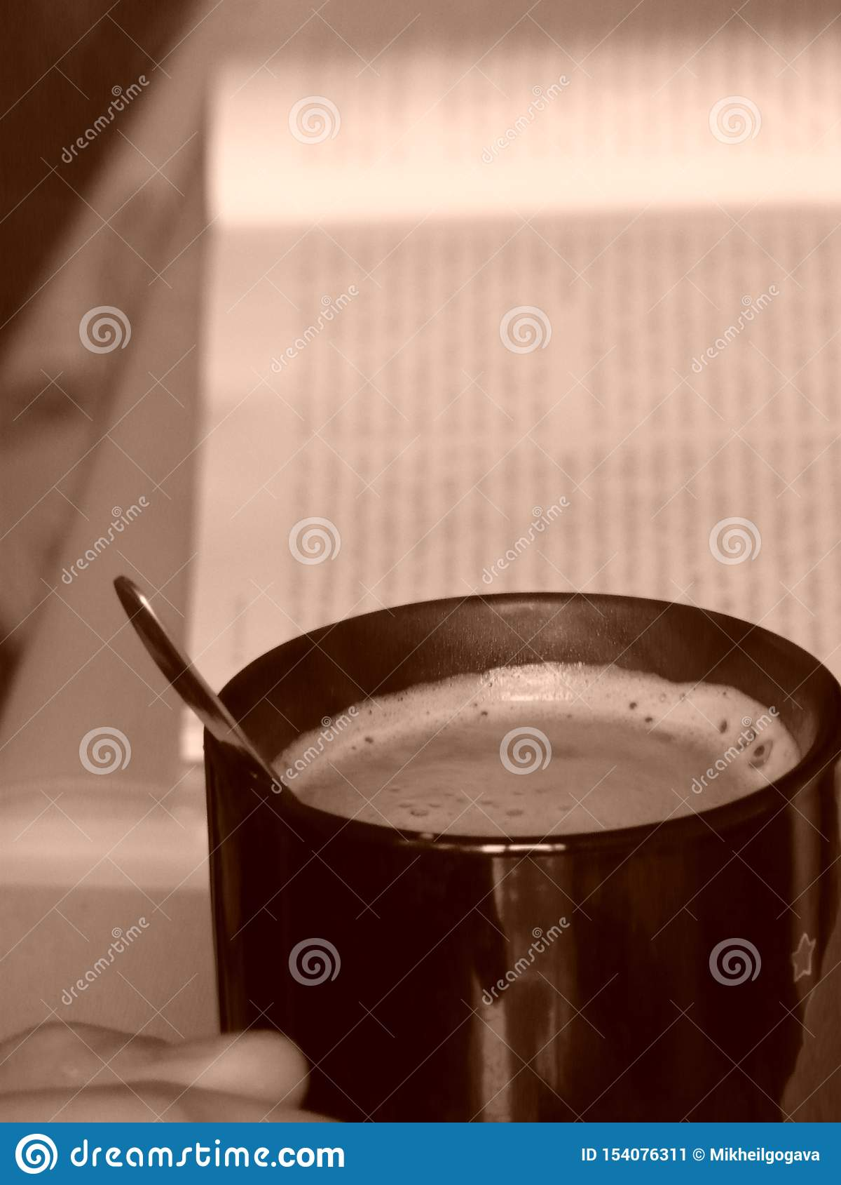 Kaffe och hus