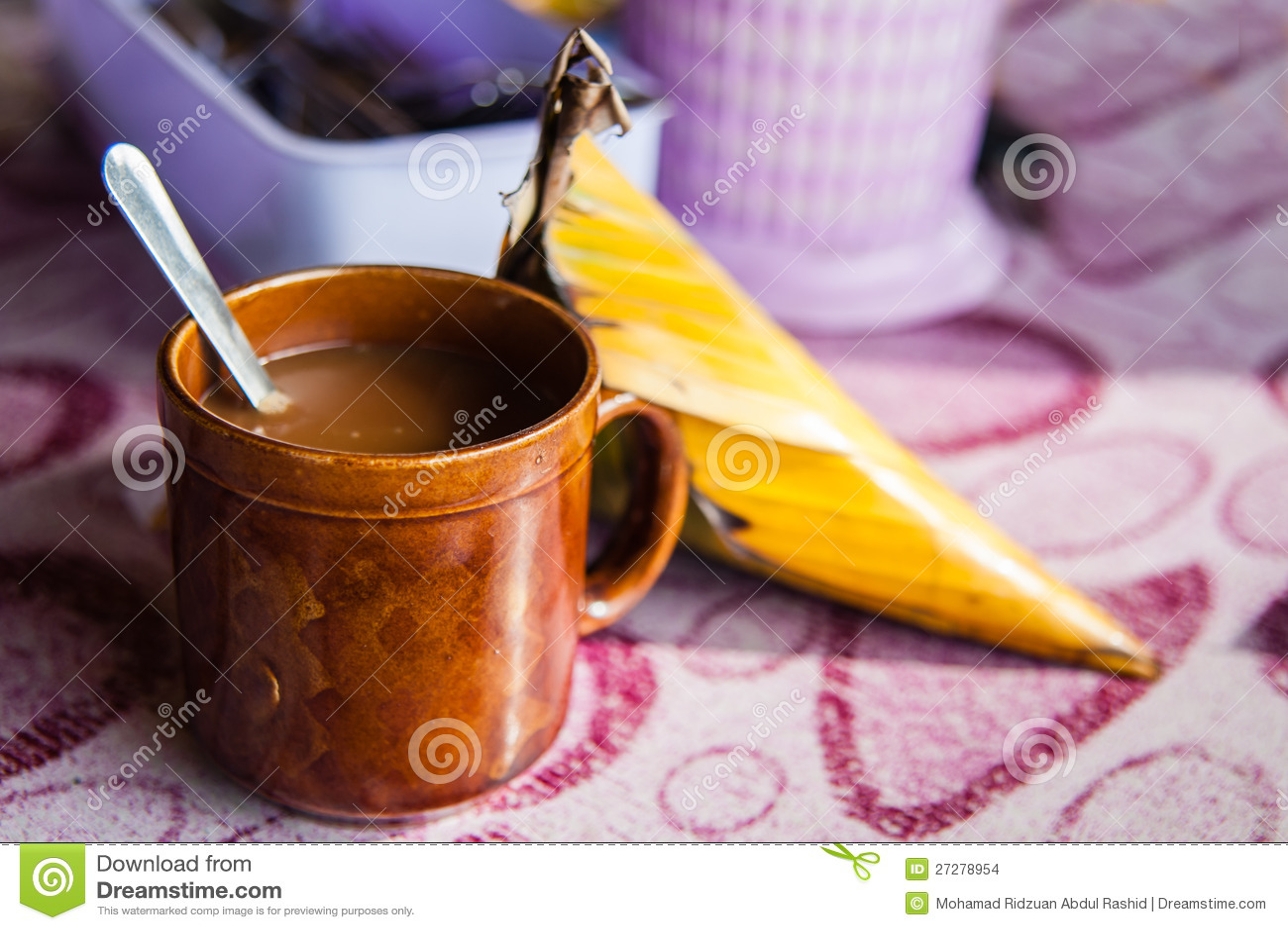 Kaffe och Nasi Dagang