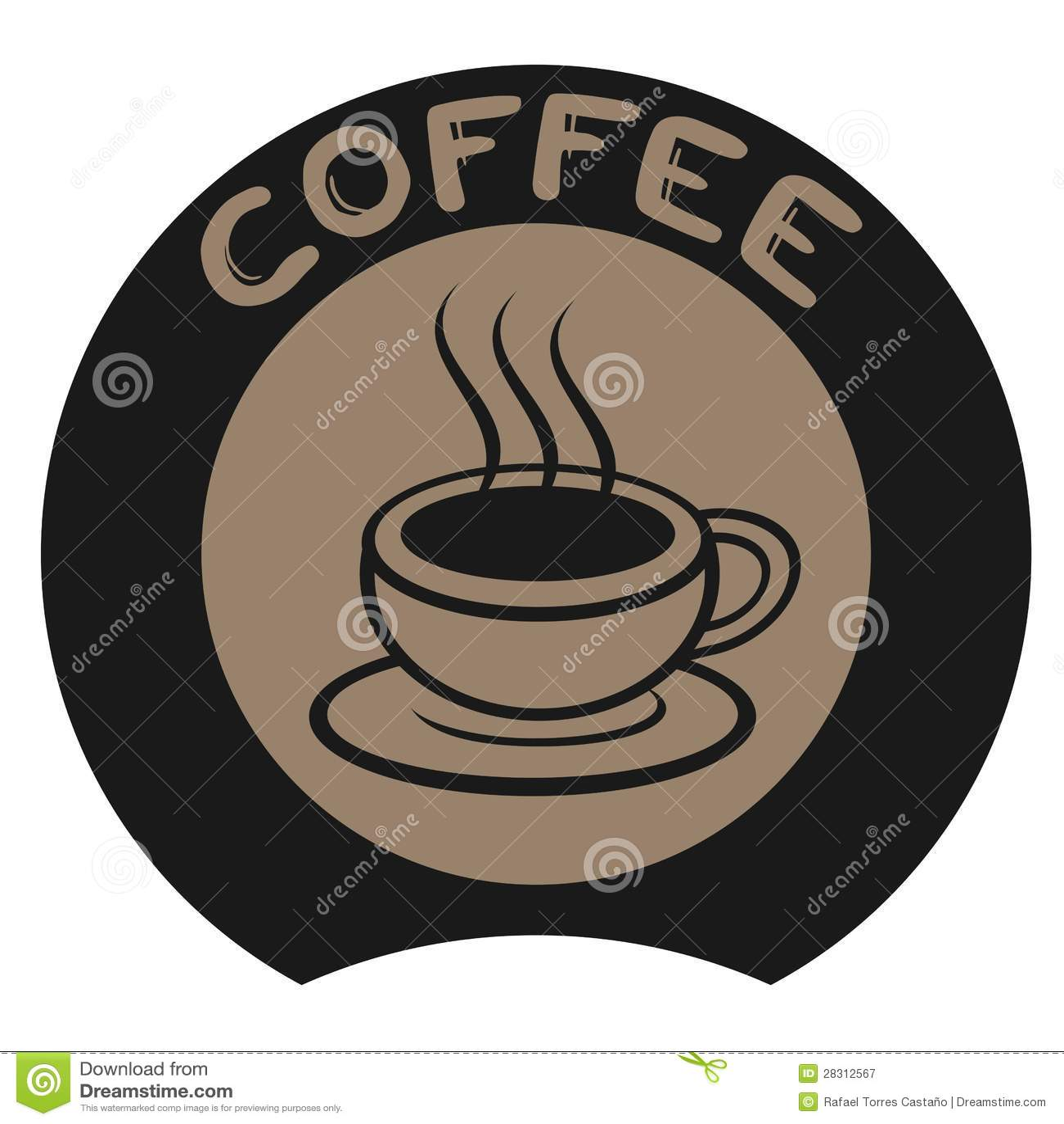Kaffe undertecknar