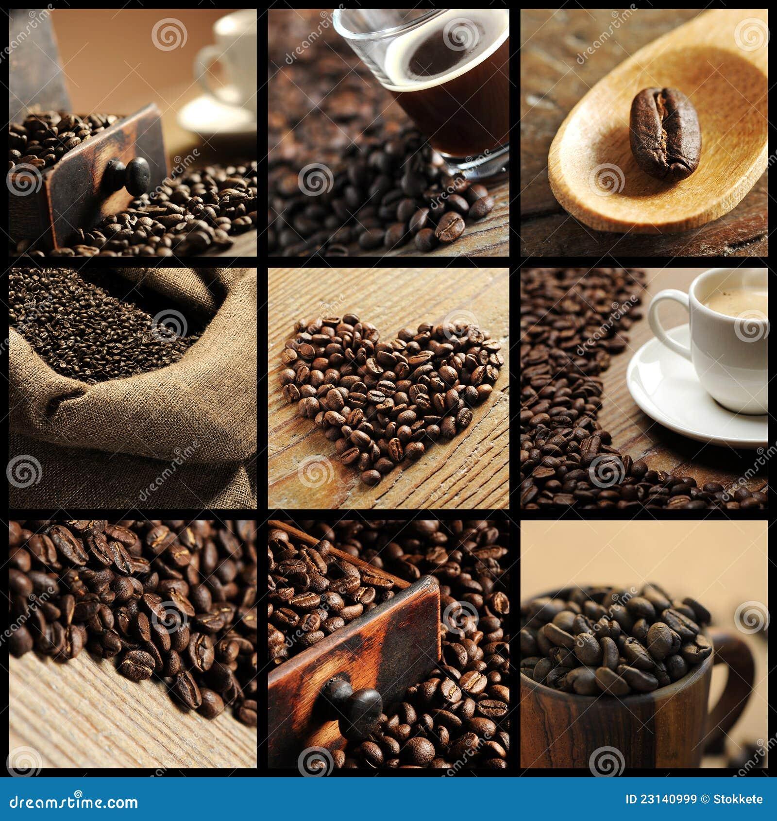 Kaffecollage