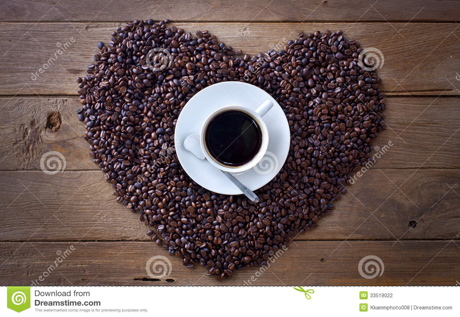 Kaffee beans&Coffee