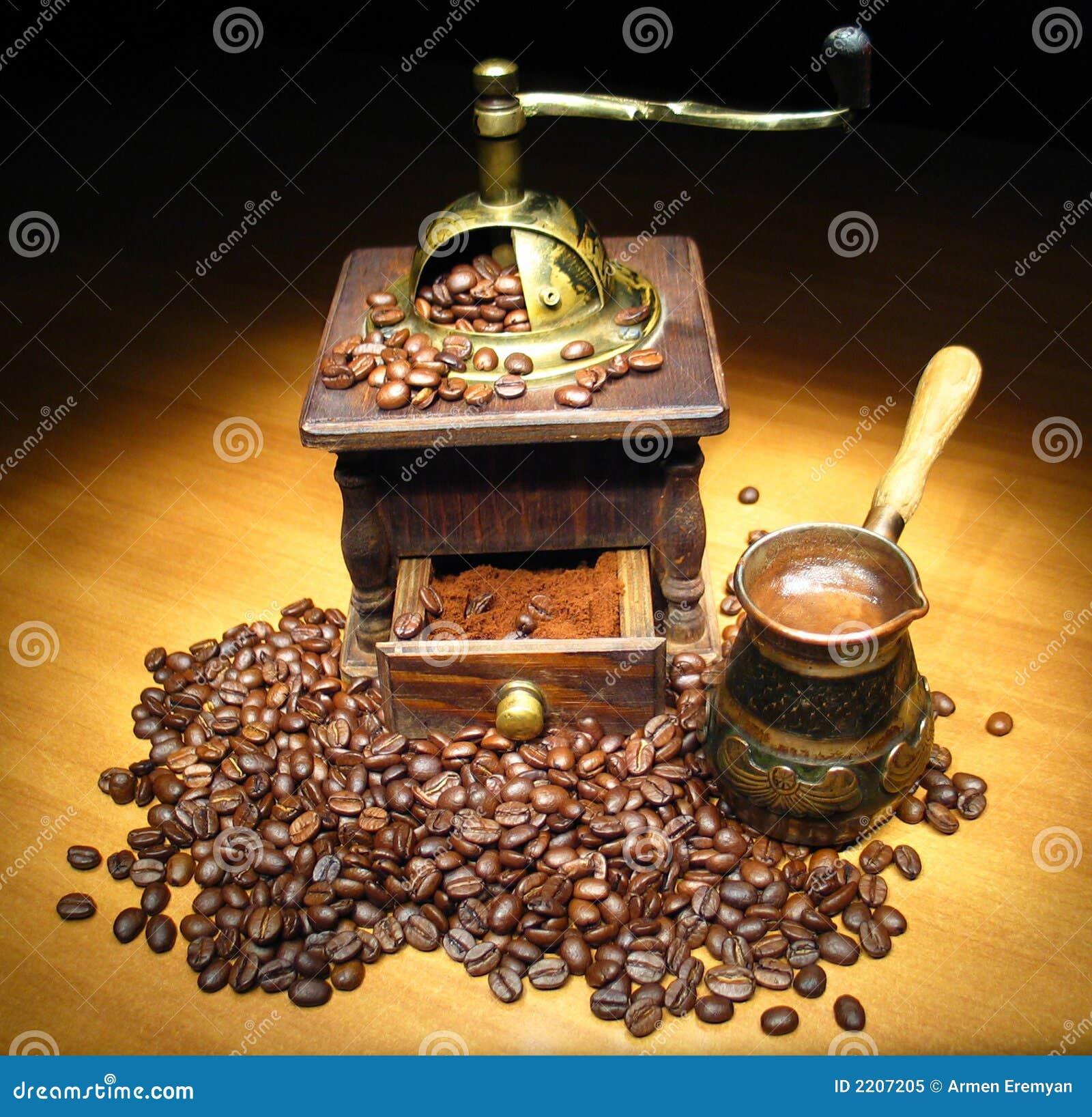 Kaffee naturmort