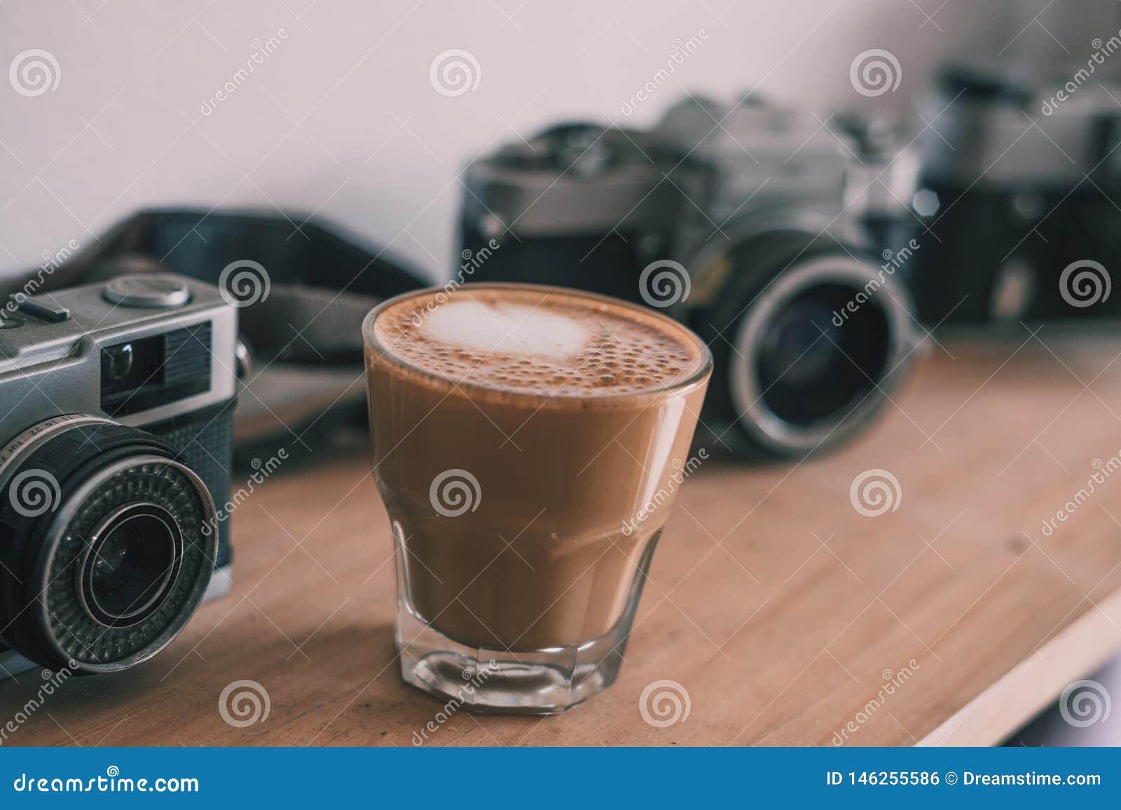 Kaffee und Fotografie
