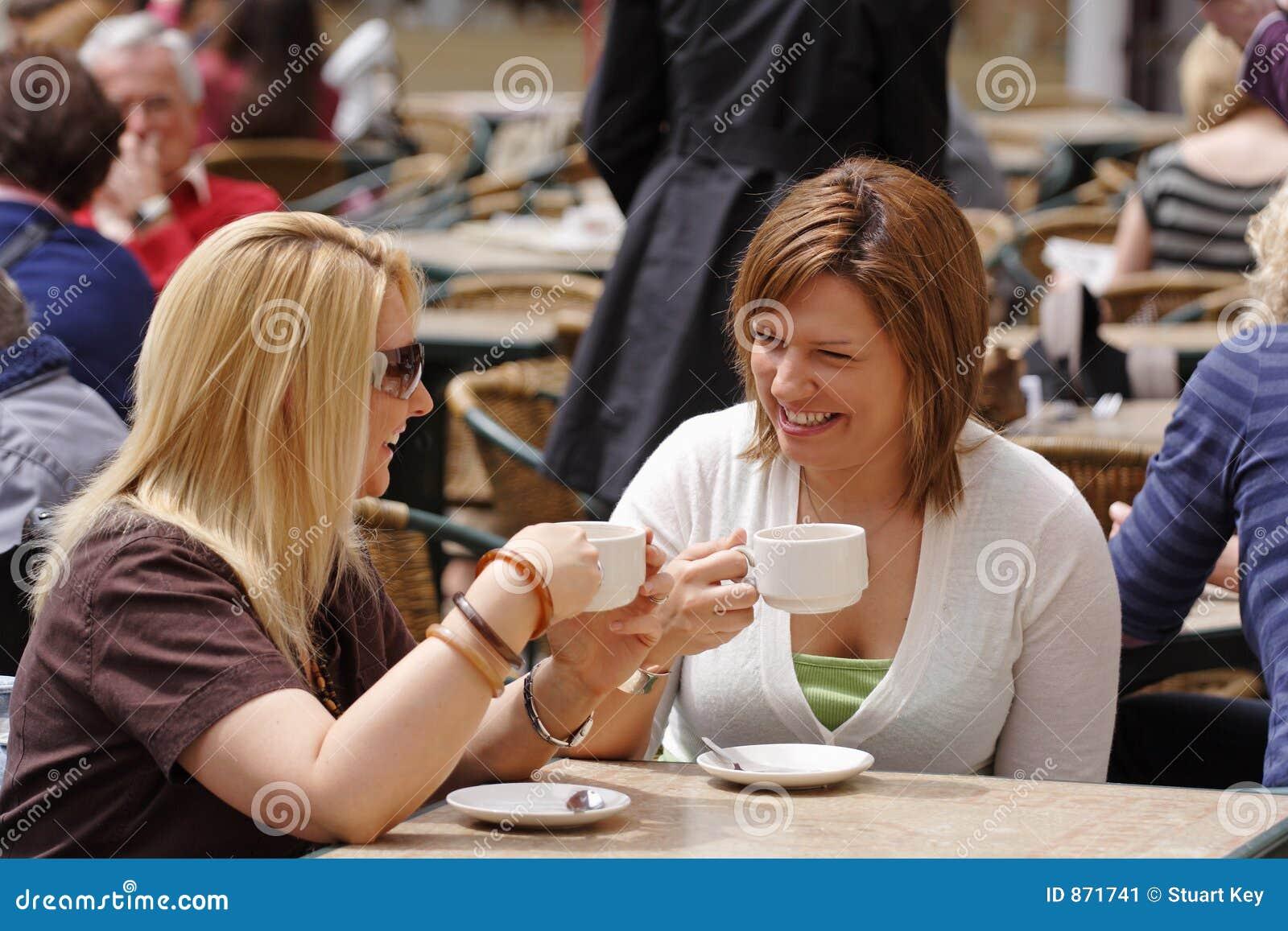 Kaffee und gute Firma