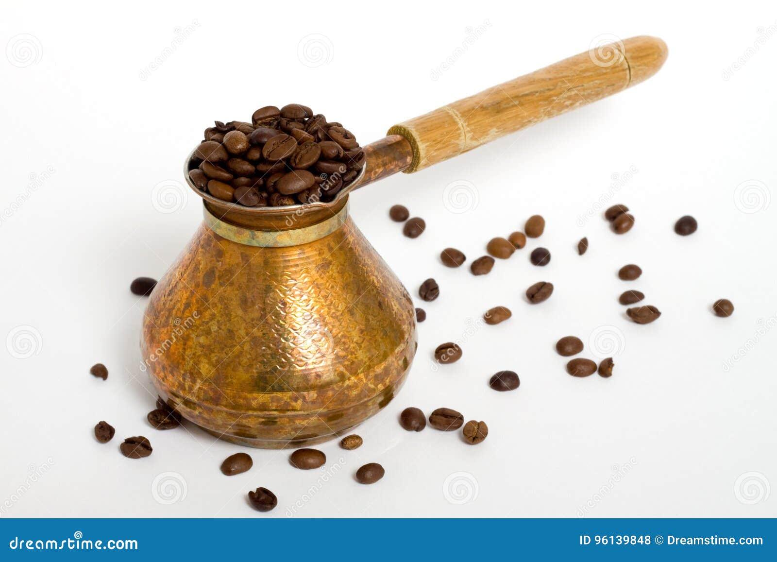 Kaffeebohne-Nahaufnahme IV