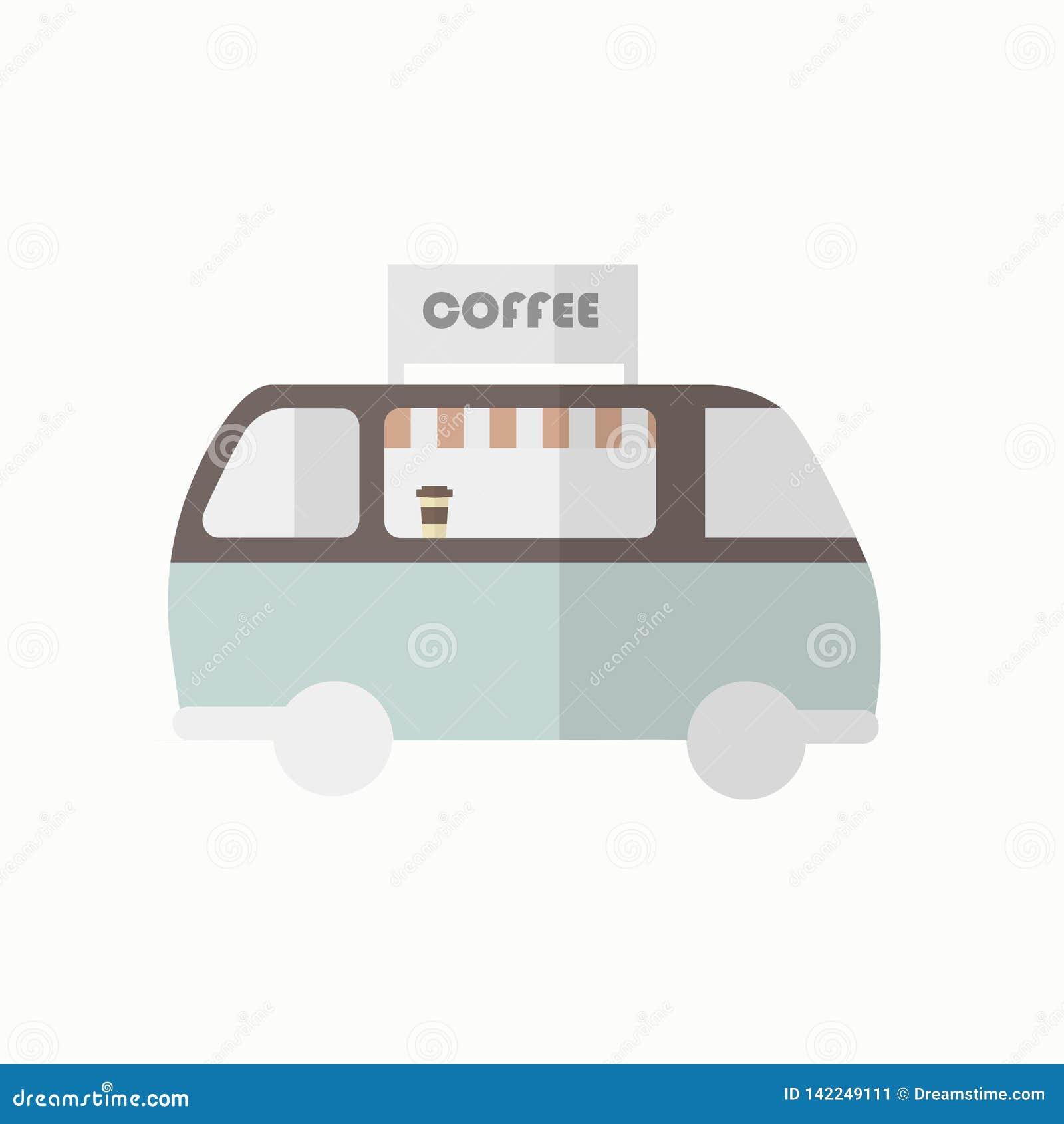 Kaffeebusikone