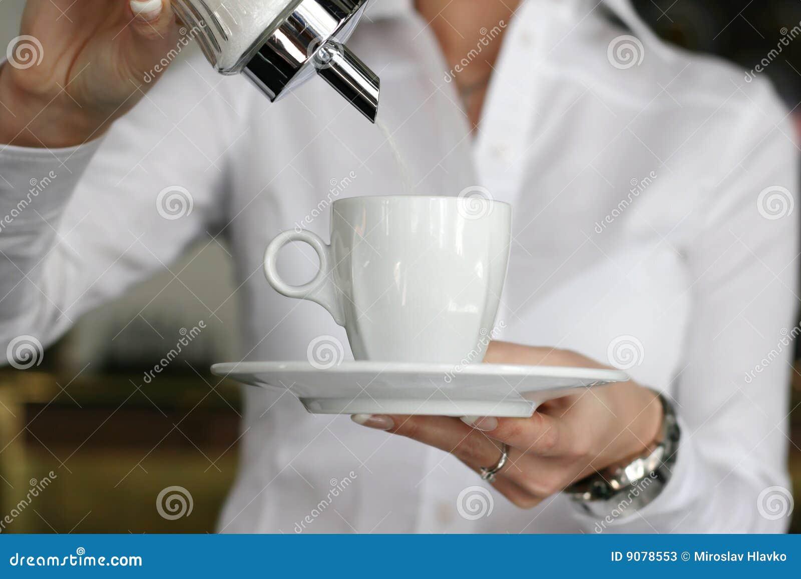 Kaffeejustage