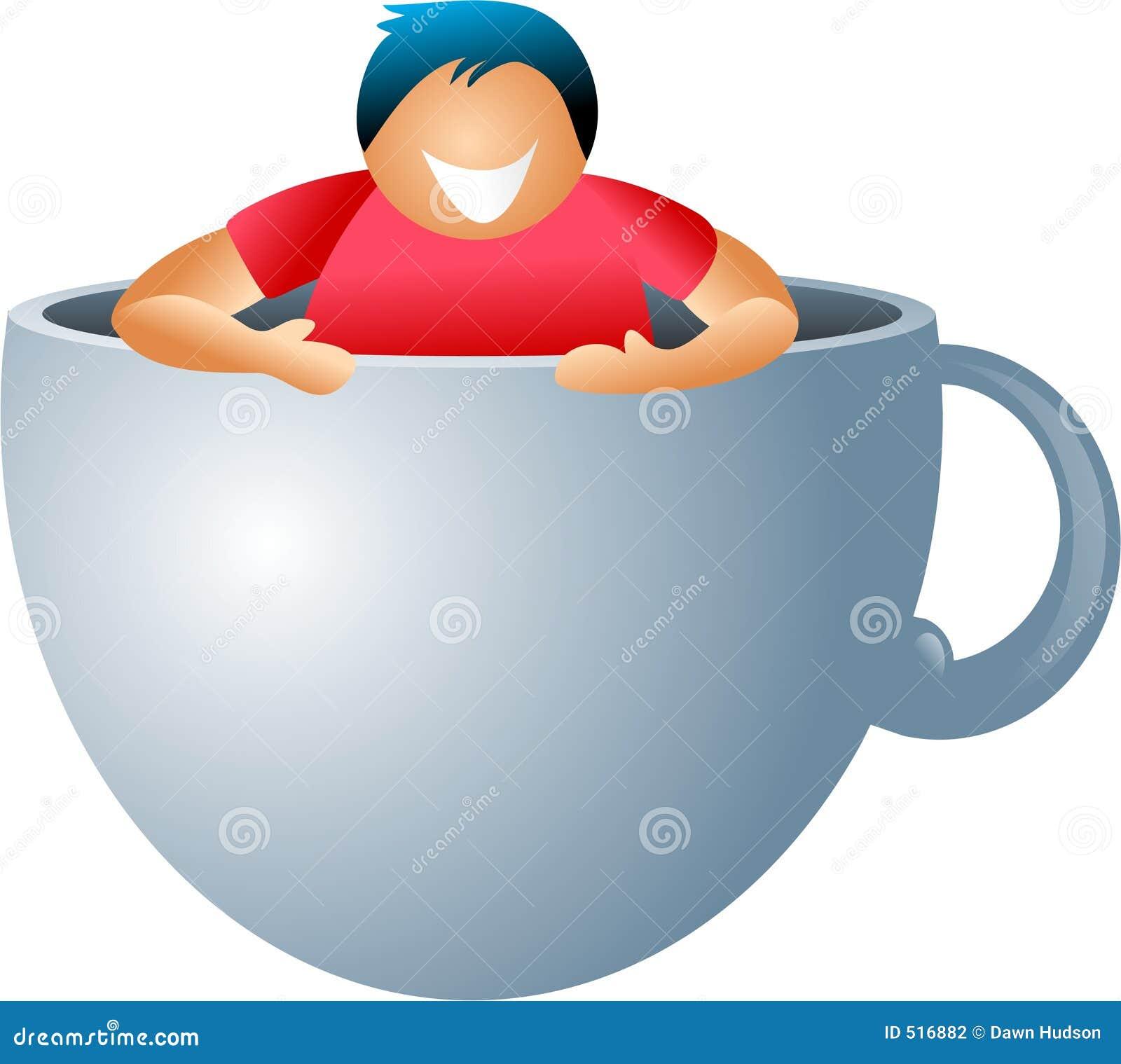 kaffeepause stockfotografie bild 516882. Black Bedroom Furniture Sets. Home Design Ideas