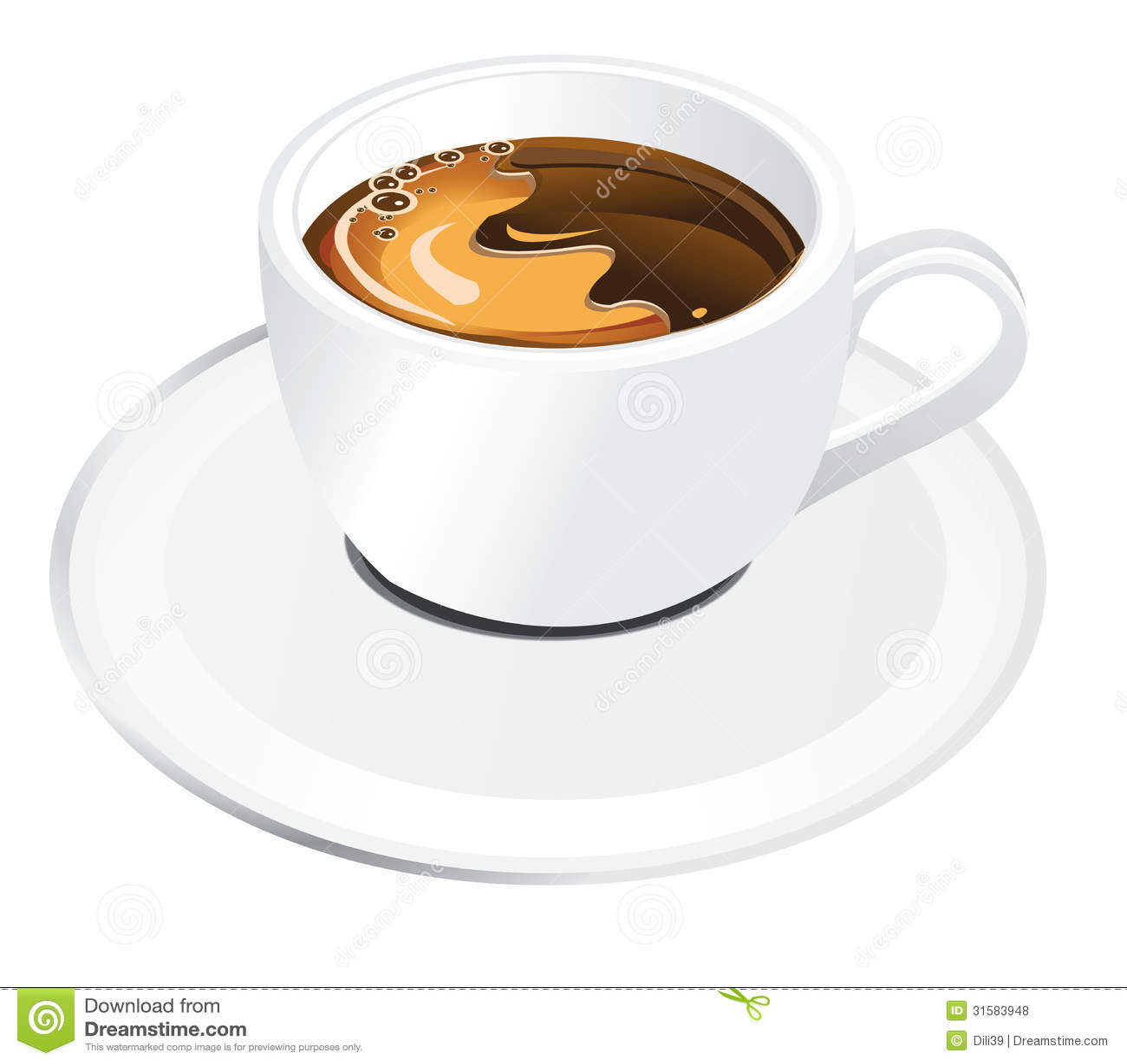 kaffeetasse lizenzfreie stockfotos bild 31583948. Black Bedroom Furniture Sets. Home Design Ideas