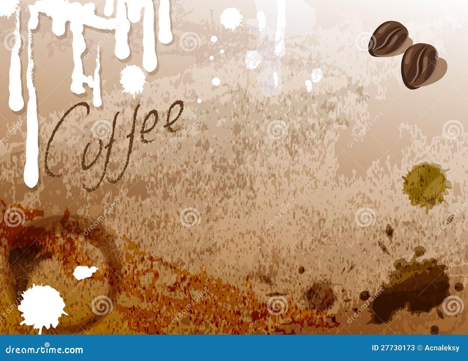Kaffeetassefleck