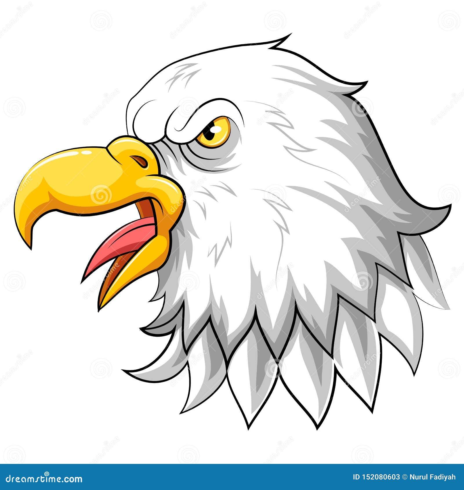Kahler Eagle Head