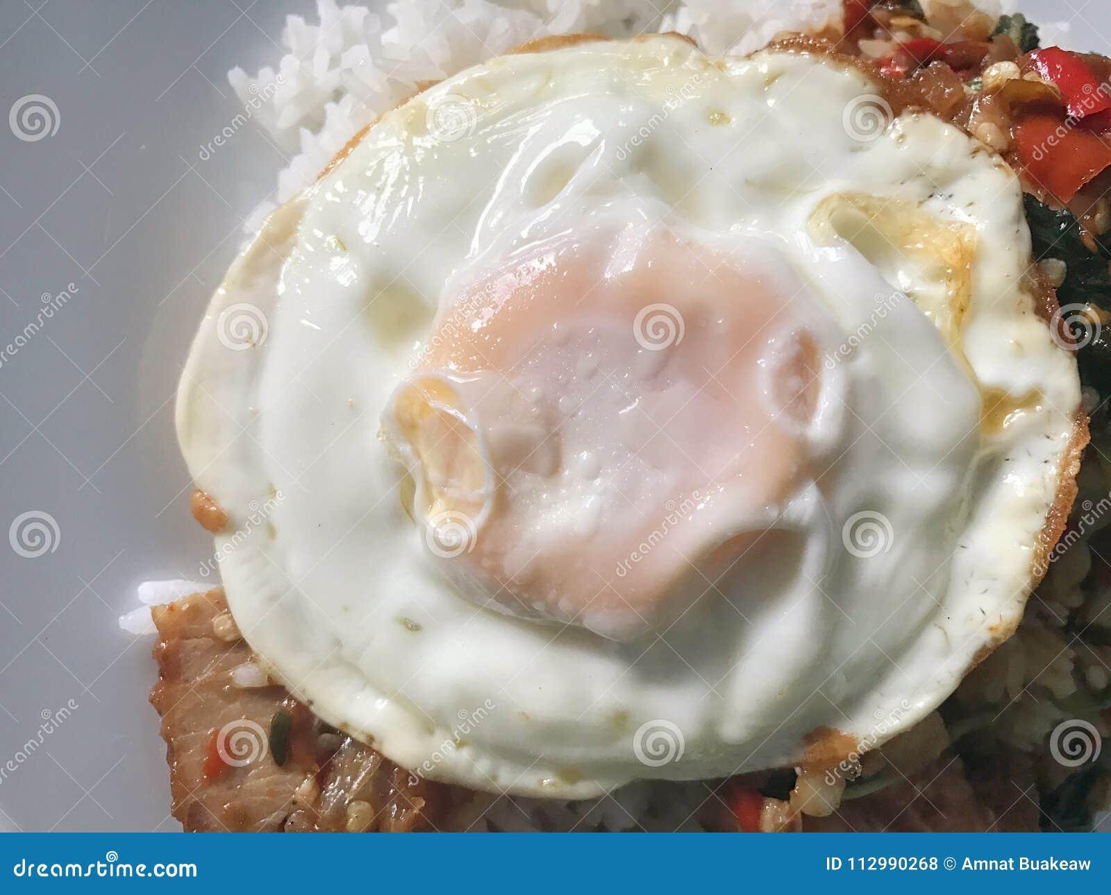 Tasty egg, Kai-Dow Thai word