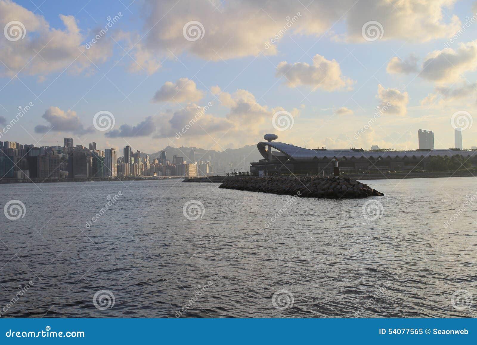 Kai Tak Cruise Terminal wordt geopend bij de plaats