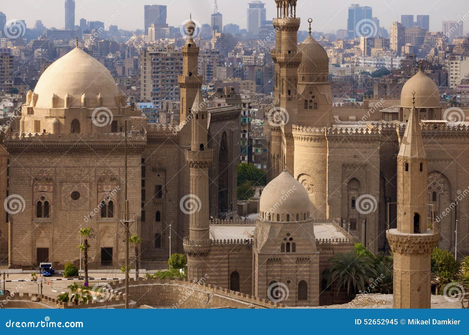Kairo-Skyline, Ägypten