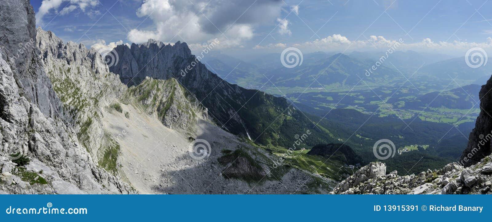 Kaiser plus sauvage en Autriche