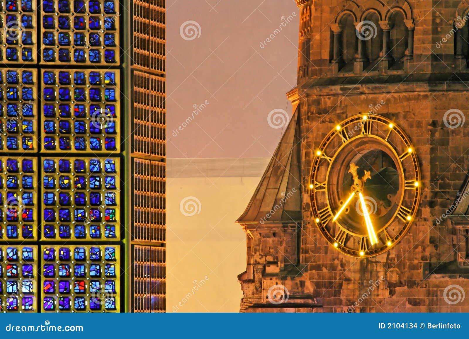 Kaiser Wilhelm pamięci do kościoła