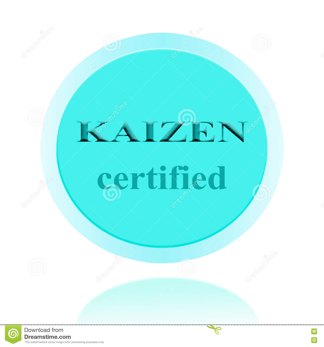 Kaizen certified icon or symbol image concept design with busine kaizen certified icon or symbol image concept design with busine 1betcityfo Gallery