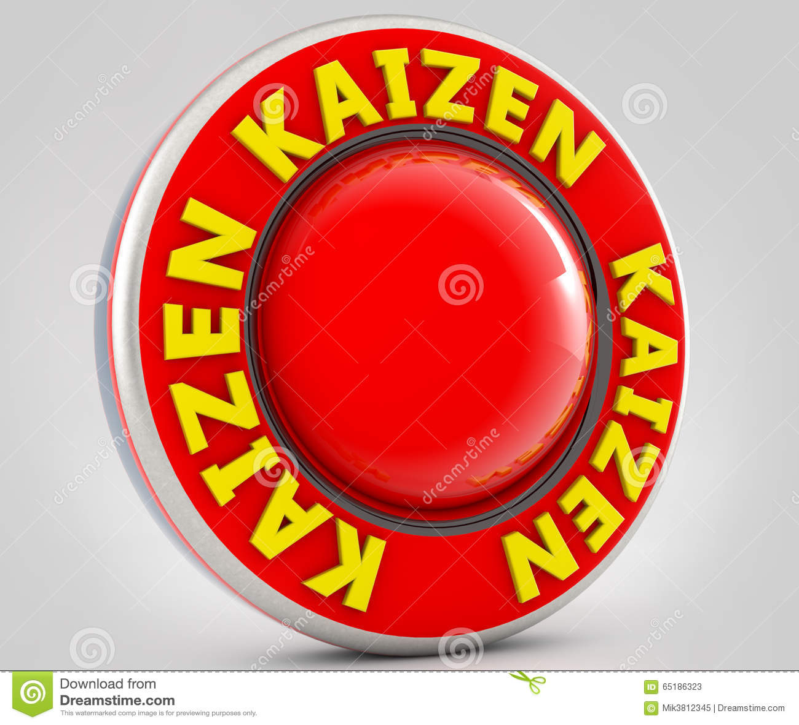 Kaizen tecken