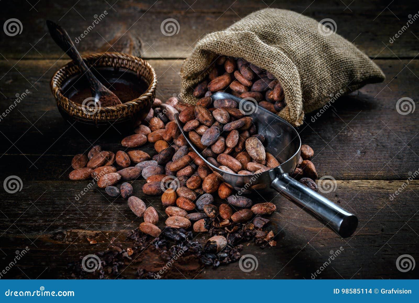 Kakaowy proszek
