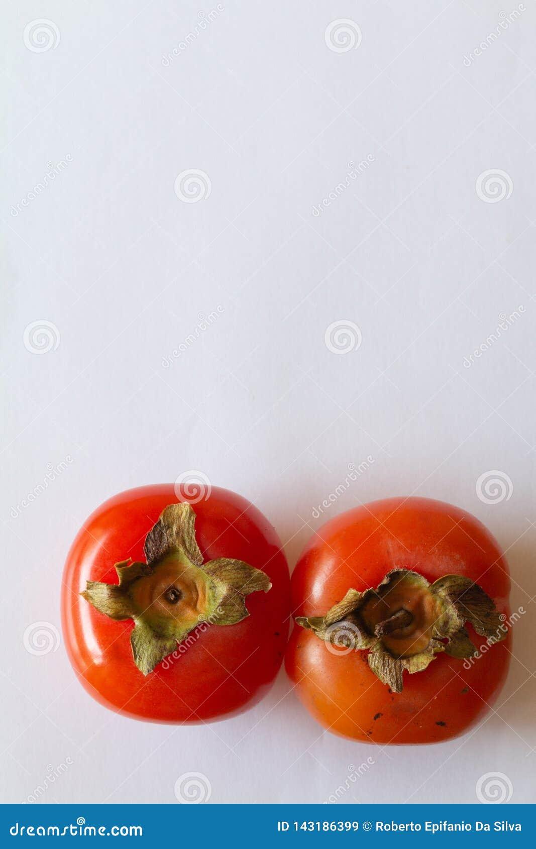 Kaki owoc Persimmon owoc smakowita Japo?ska owoc