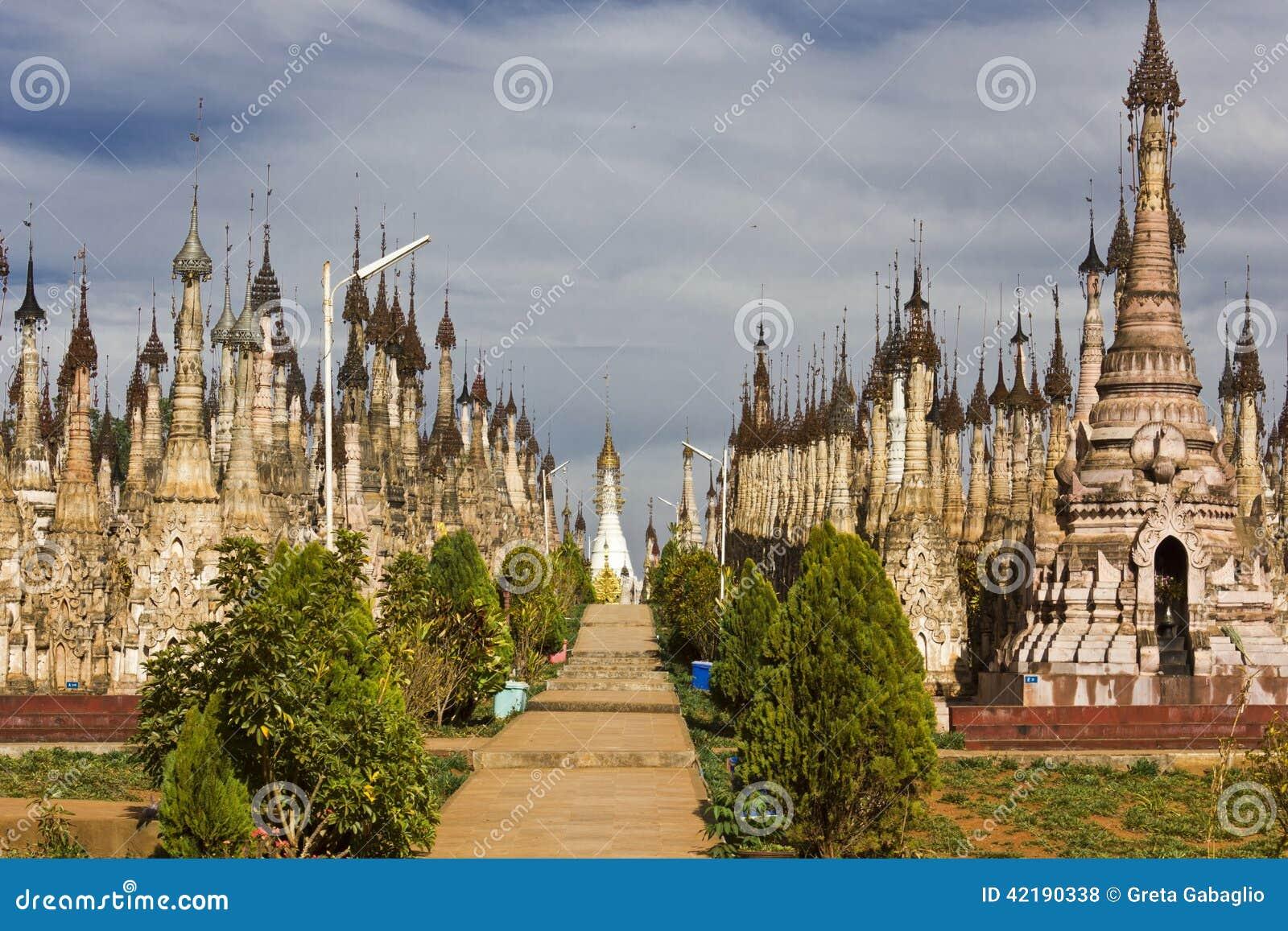 Kakku Temples, Myanmar