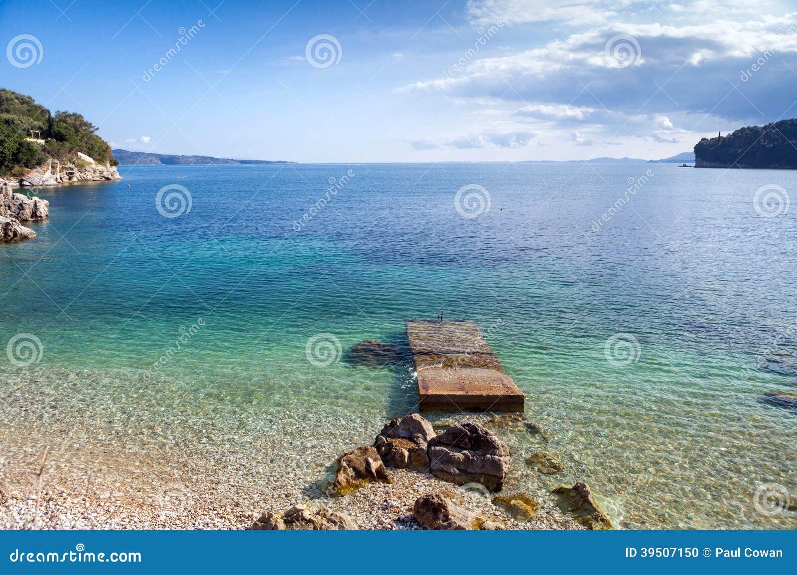 Kalami Bay view