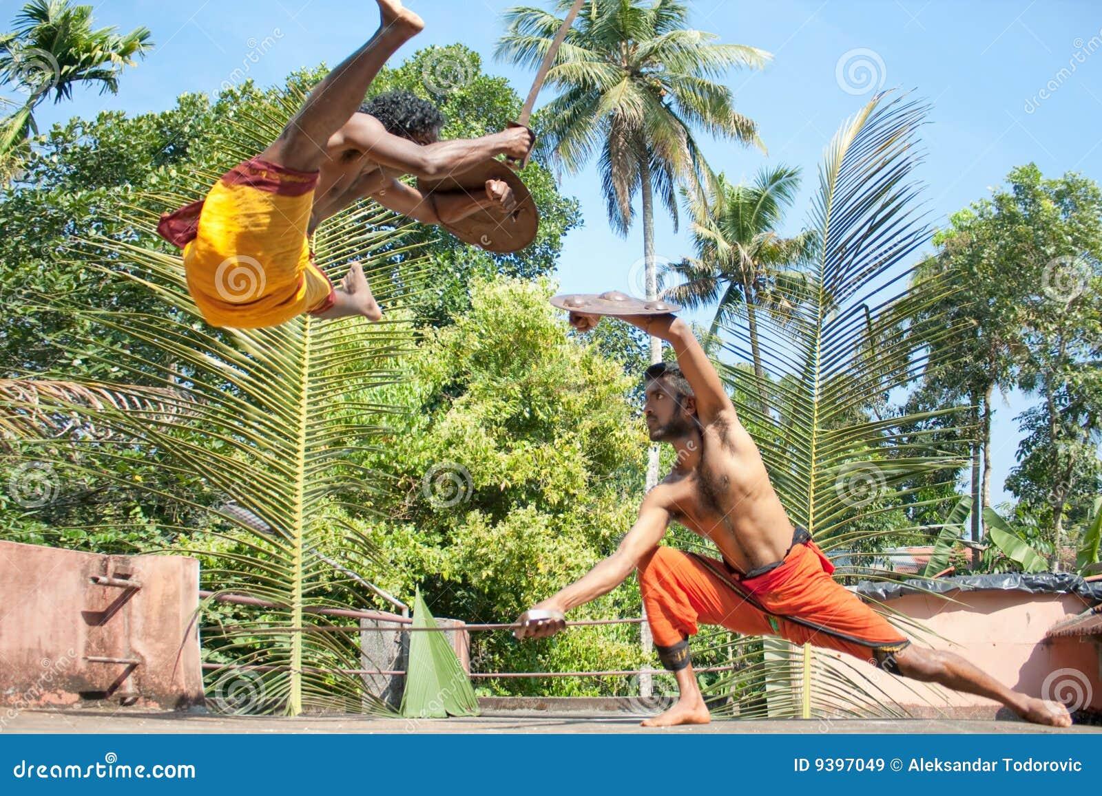 Kalarippayat,fight in air,ancient martial art