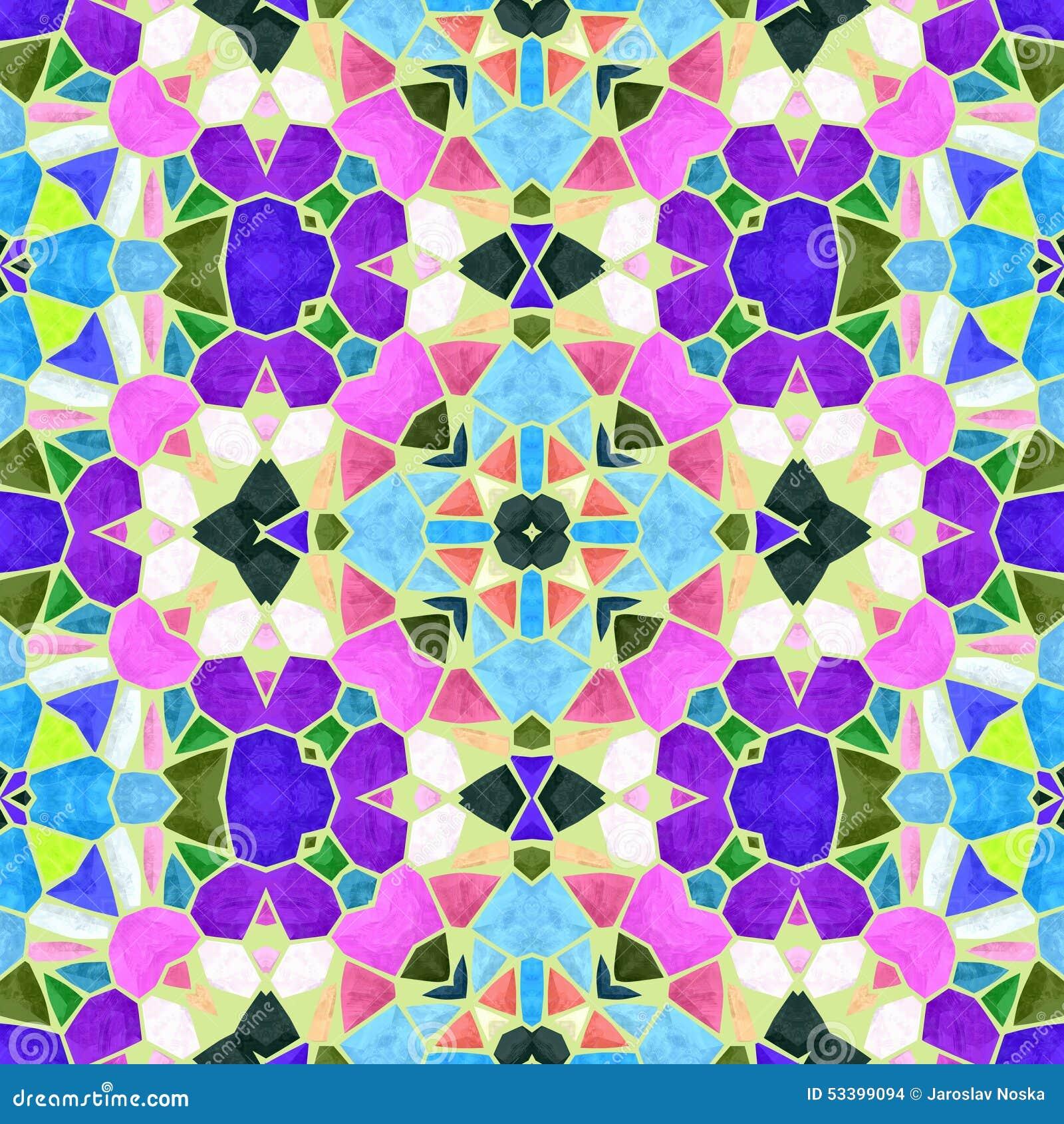 Kaleidoscop-Hintergrund