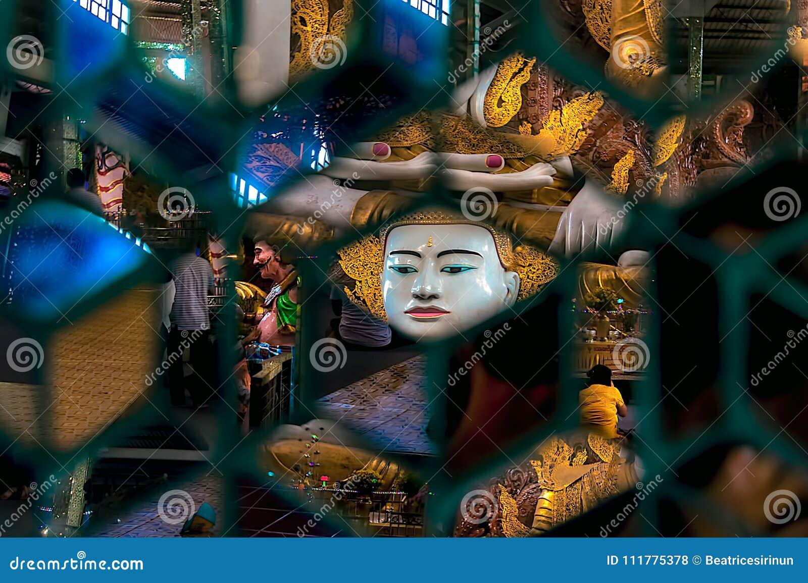 Kaleidoscope of The Lord Buddha.