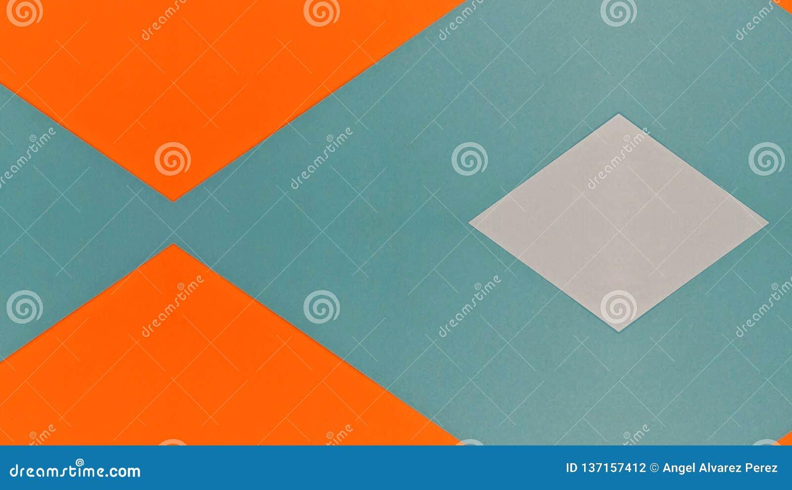 Kalejdoskopowa ilustracja barwioni papiery